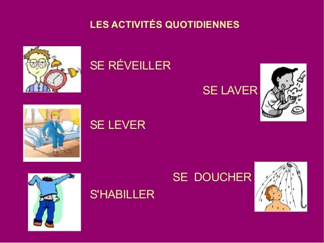 Action quotidienne