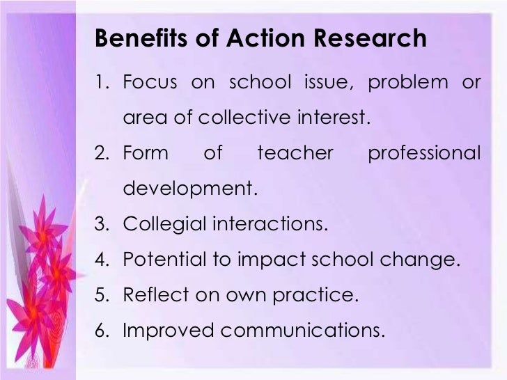 teacher action research paper on reading This action research project will use a pre reading attitude survey, teacher observations, and a post-reading attitude survey to collect data from a diverse group of 10 kindergarten students in a title i school.