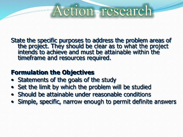action research project papers Action research paper is a type of college research paper with the main aim of calling on the readers to take a certain action research papers action research.