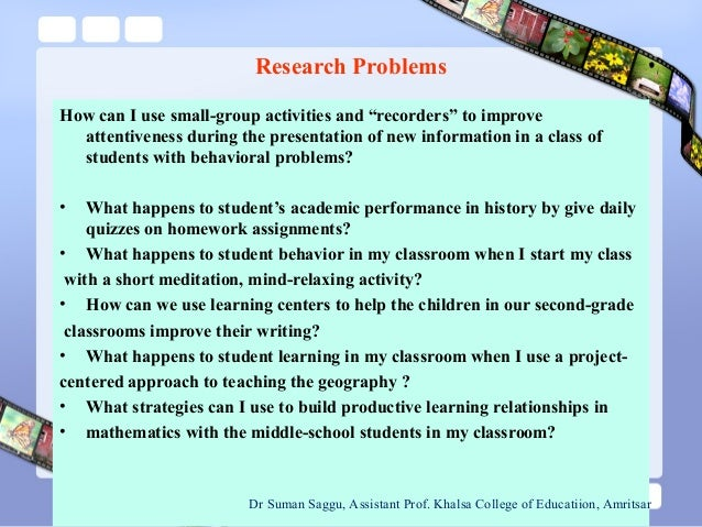 how research can affect teaching at the classroom When all students in a classroom can access networked tools simultaneously, many collaborative learning and just-in-time teaching opportunities emerge there is a dark side to the presence of personal, networked devices in class, however—when students use them to engage in activities unrelated to coursework.