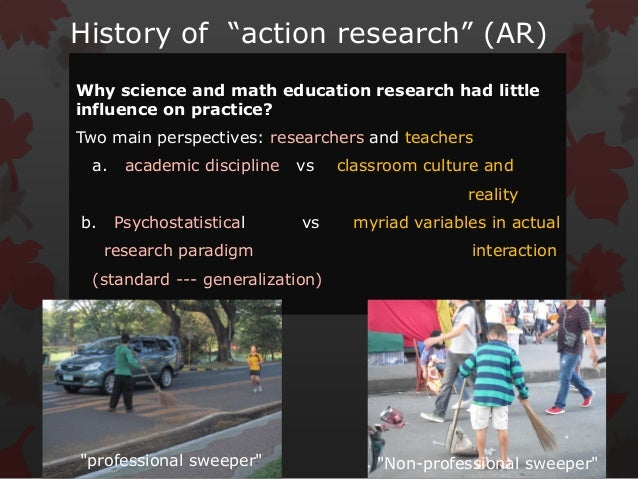 Classroom Action Research Design ~ Action research a brief introduction