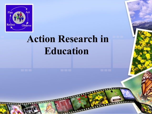 Action Research in Education