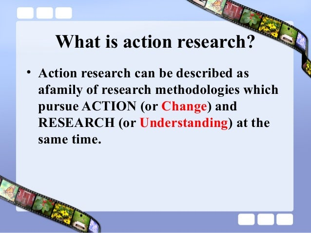 sample of action research in education Use this interactive quiz and printable worksheet to test your knowledge of how action research is used in educational research in education: methods, examples.