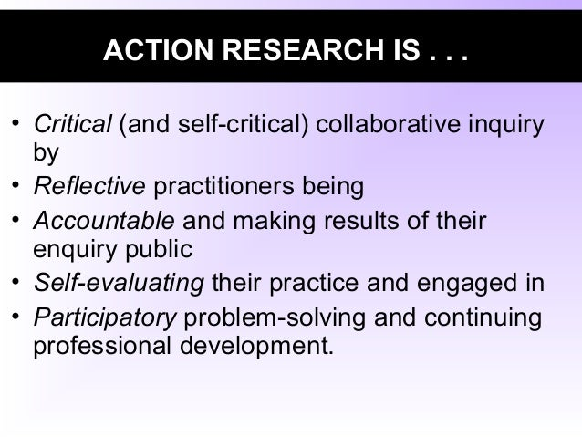 ethics in action research This paper addresses the distinctive nature of participatory action research (par) in relation to ethical review requirements as a framework for conducting research and reducing health disparities, par is gaining increased attention in community and public health research.