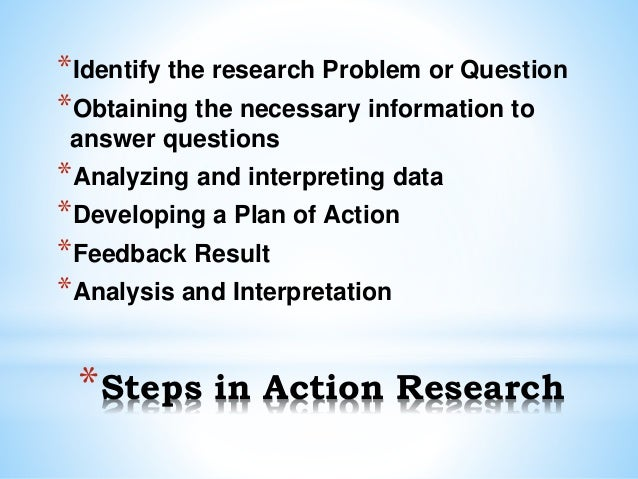 Classroom Action Research Design ~ Action research in classroom setting copy