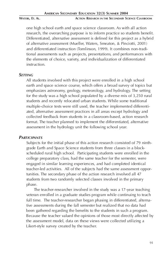 How to Write Good Scientific Papers  A Comprehensive Guide financial research paper