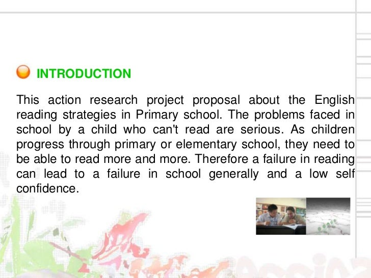 Special education action research papers