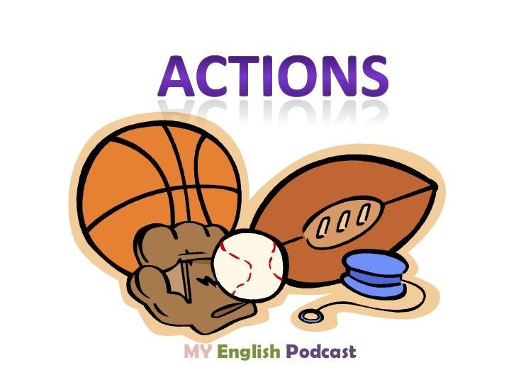 MY English Podcast