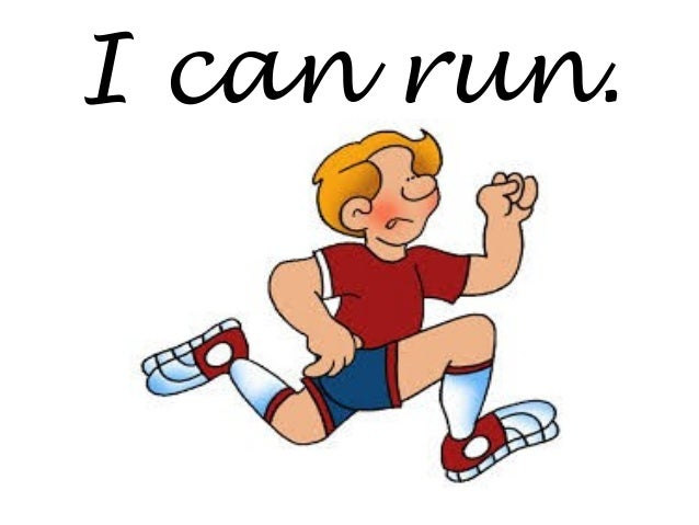 Image result for i can run