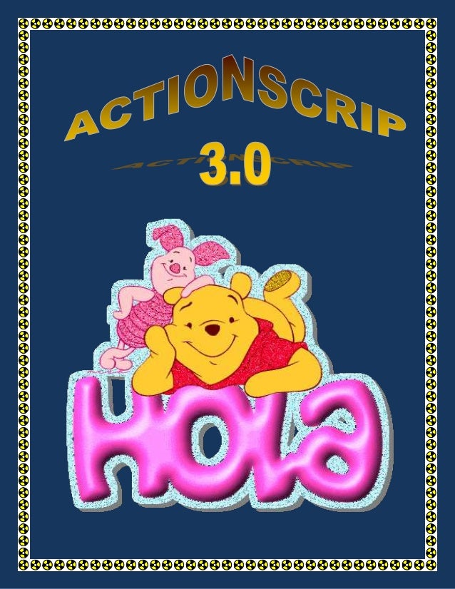 Bueno vamos a iniciar con el trabajo de actionscrip para ello loprimero que hacemos es abrir el programa de adobe flash 3....