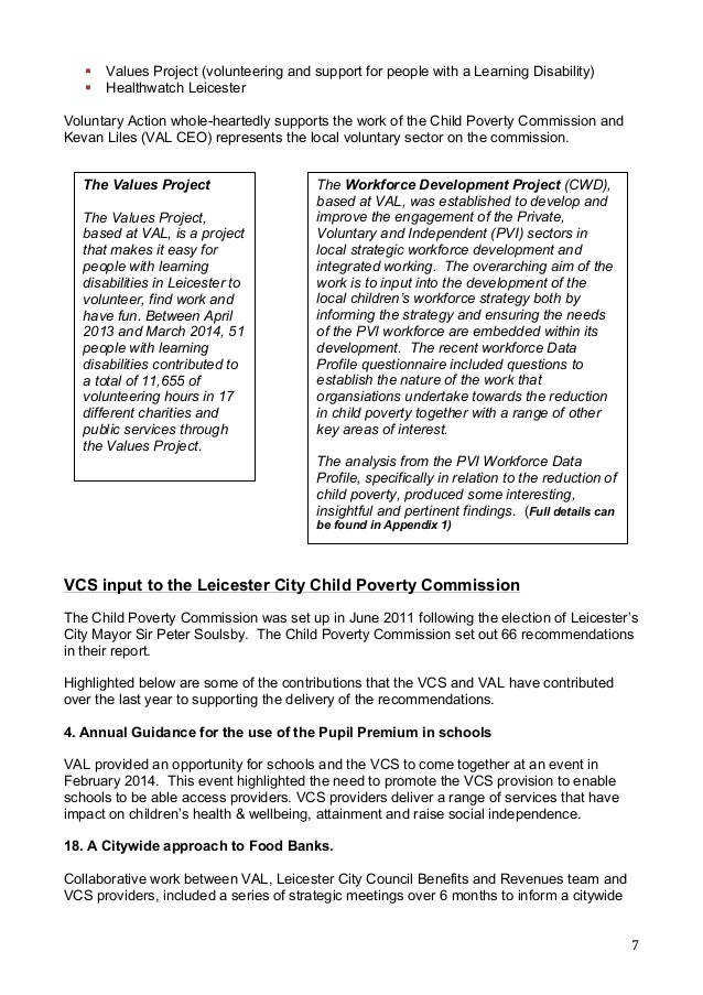 childs future life chances Most of the child poverty act, the life chances strategy and proposed life chances  future development, opportunities and outcomes right through to adulthood a.