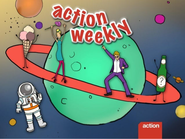 Action weekly ver.2