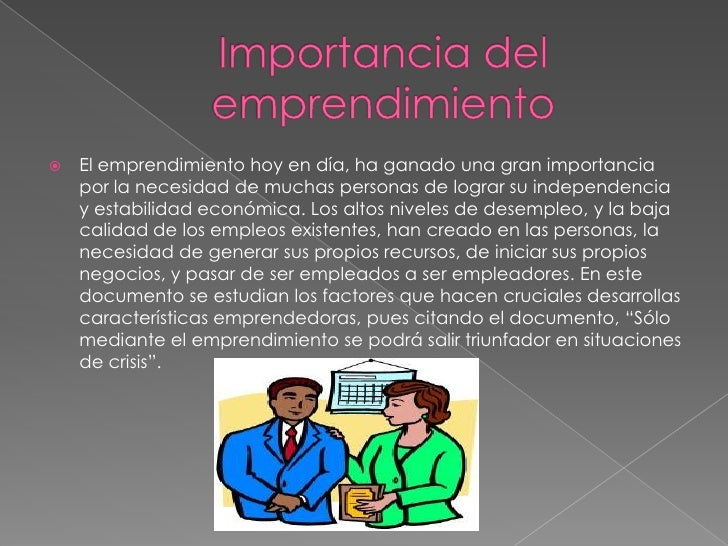 Actitudes emprendedoras Slide 3