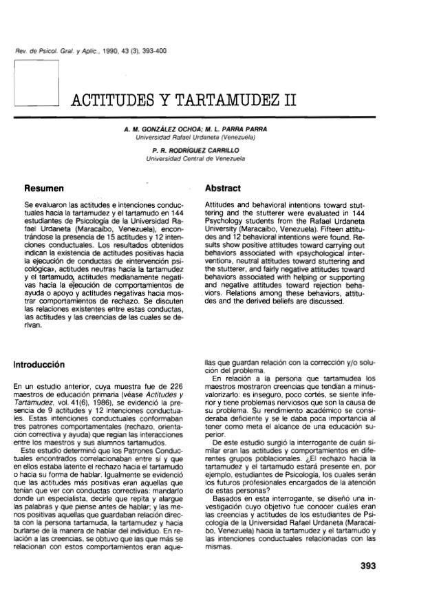 Actitudes y ttm2