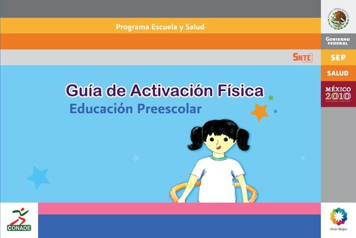 1     Educación Preescolar