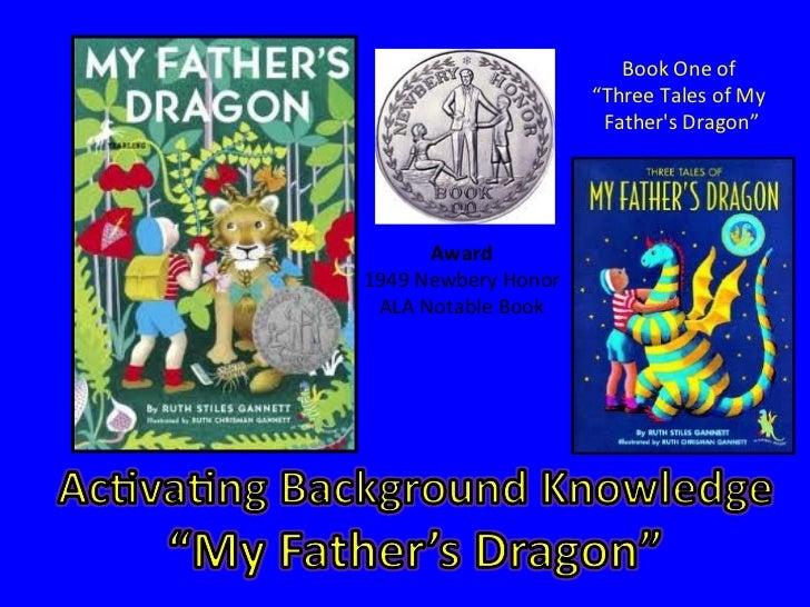 three tales of my father s dragon gannett ruth stiles