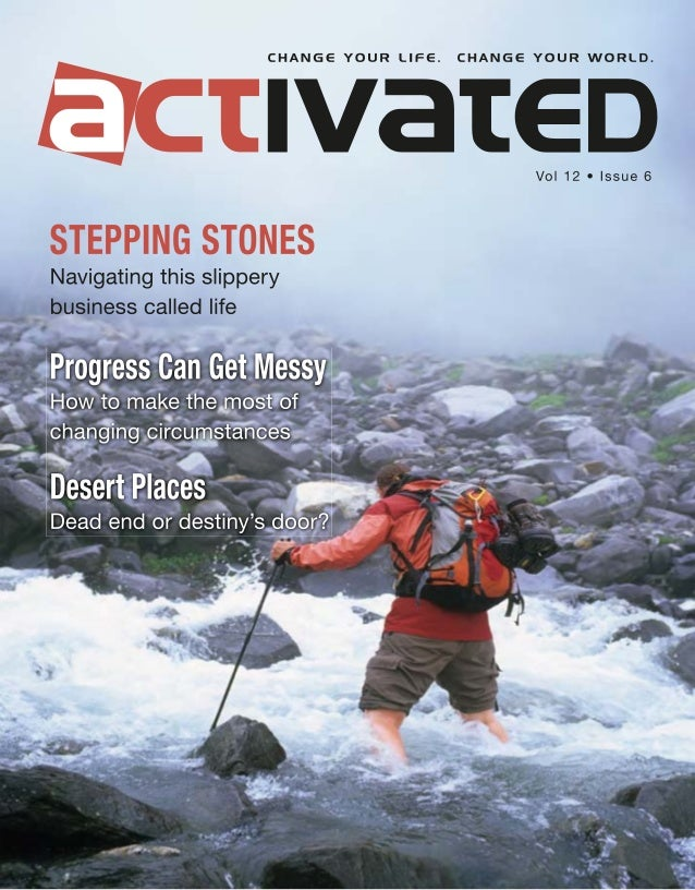 Activated: Make the most of challenging circumstances