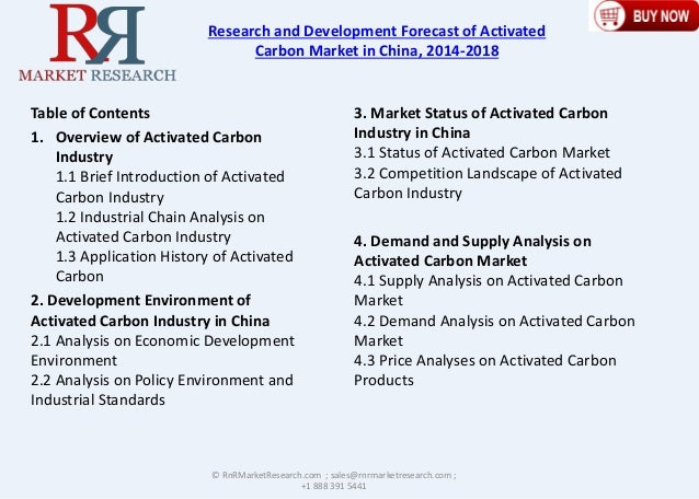 China Activated Carbon Market Trends and Evolving Shifts