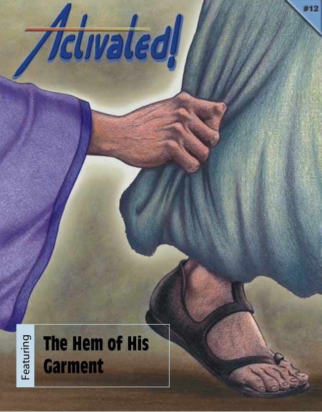 The Hem of His Garment Featuring
