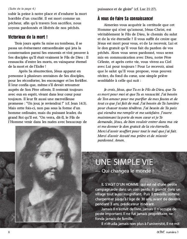 activé numéro 1 7 Les quatre évangiles dans le Nouveau Testament — Matthieu, Marc, Luc et Jean — racontent la magnifique h...