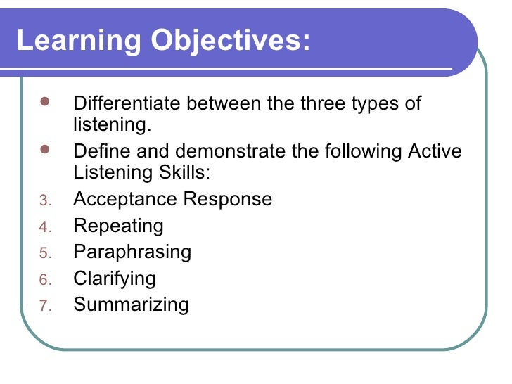 Active Teaching Strategies and Learning Activities