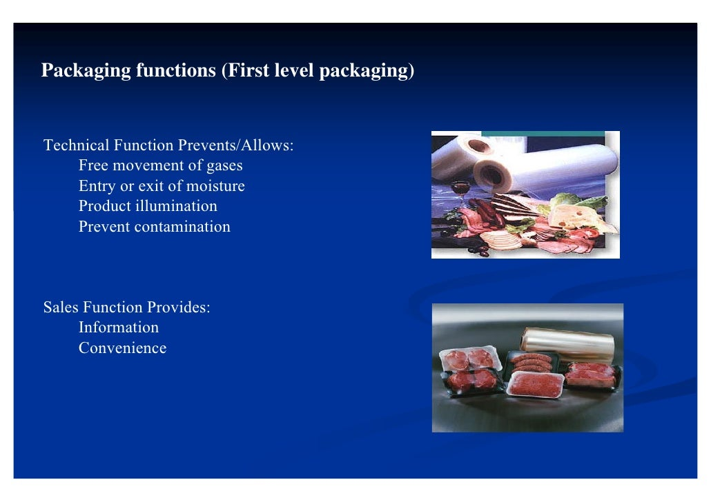 active and intelligent packaging innova Active and intelligent packaging introduction this activity requires students to use their existing knowledge of redox reactions, word equations, respiration and micro-organisms, as well as knowledge of polymer structure.