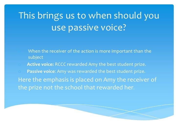 active voice essays mfawriting515webfc2com