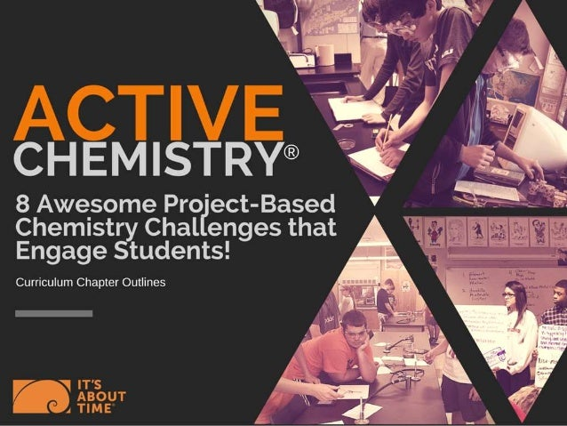 8 Awesome Project-Based Chemistry Challenges That Engage Students!