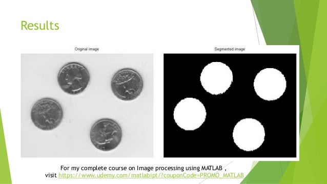 Active contour segmentation