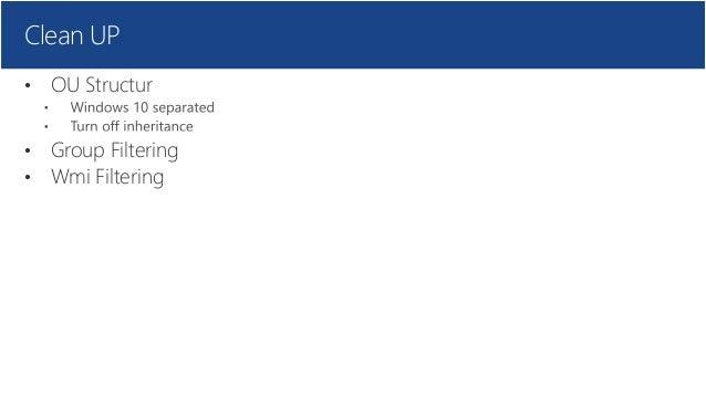 Microsoft Windows 10 Bootcamp - Active directory