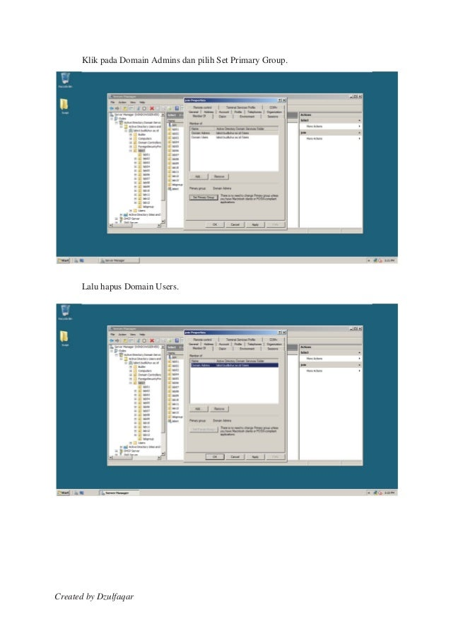 how to open windows server 2008 active directory