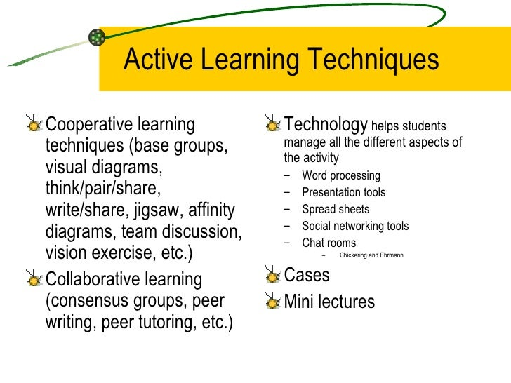 Active Learning Dr Phyllis Dawkins