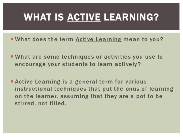 Active Learning through Listening and Questioning