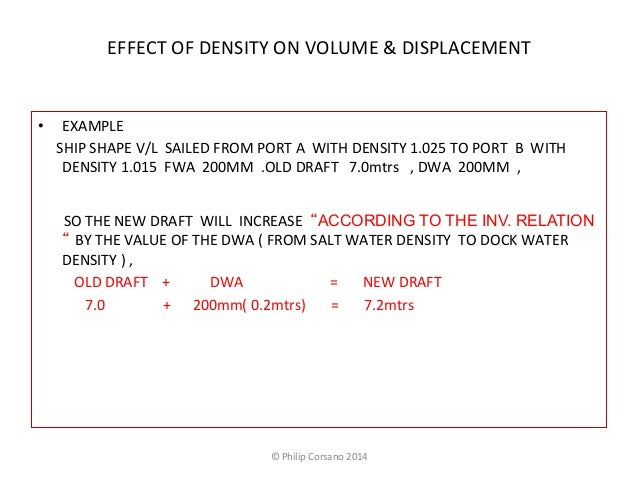 Active management of vessel stability