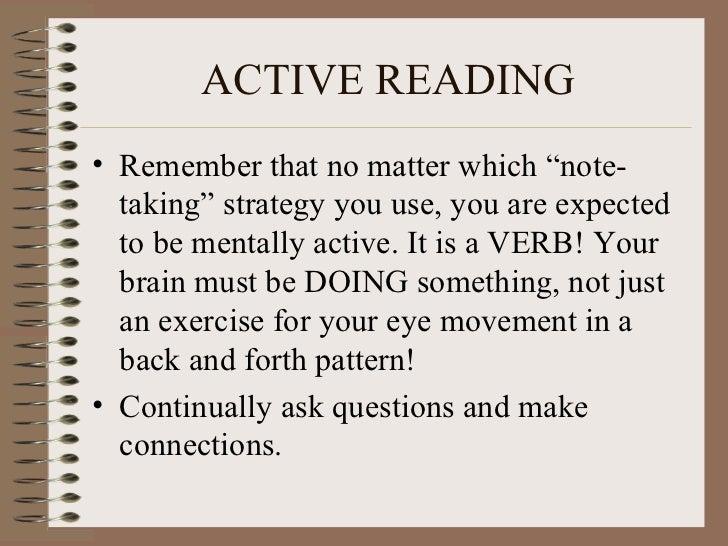 active reading note taking rh slideshare net active reading note taking guide teacher edition active reading note taking guide teacher edition