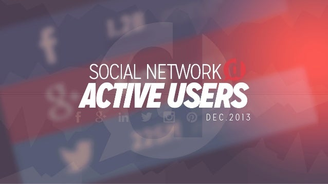 Top 6 Social Networks by Number of Active Users