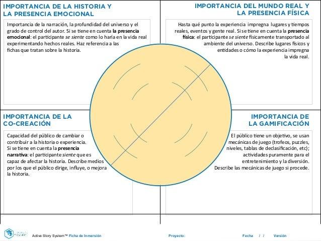 IMPORTANCIA DE LA HISTORIA Y LA PRESENCIA EMOCIONAL IMPORTANCIA DEL MUNDO REAL Y LA PRESENCIA FÍSICA IMPORTANCIA DE LA CO-...