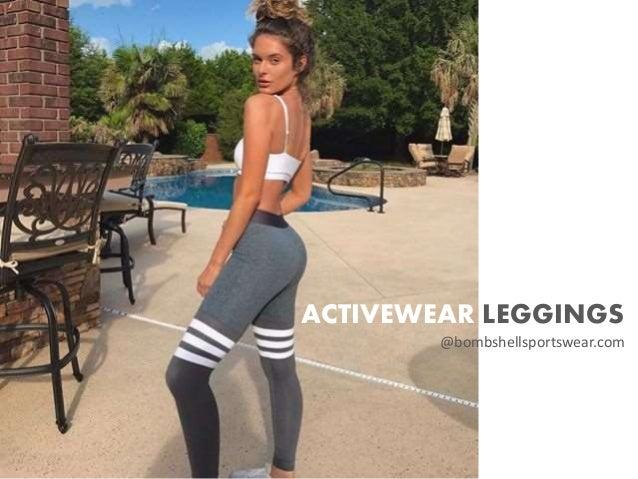 cef2266388df2 Women's Activewear Leggings designed by Bombshell Sportswear