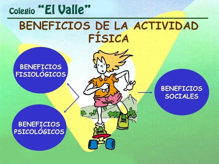 Temas Teoricos Beneficios Fisiológicos De La Educación Física