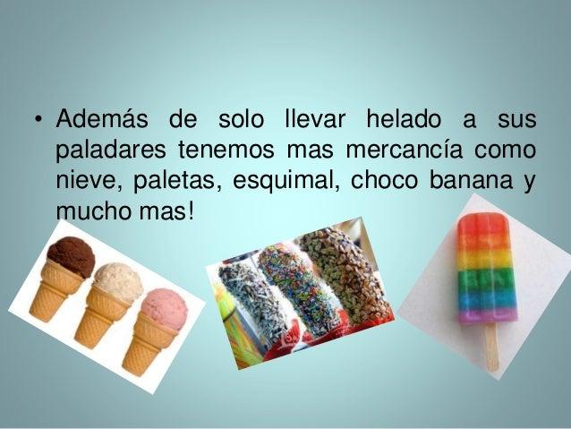 • Contamos con diferentes paquetes para fiestas. Paquete diviertas basa de 40 helados y 50 paletas costo $280 paquete sorp...