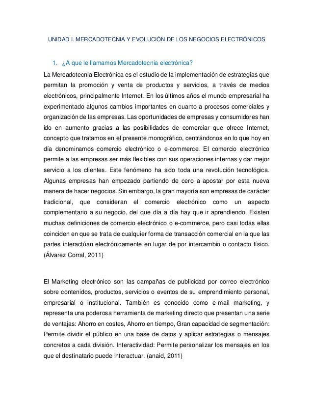 estrategias del comercio electronico essay Understand how the neuroscience of learning can help educators and learners alike tap into hidden potential.