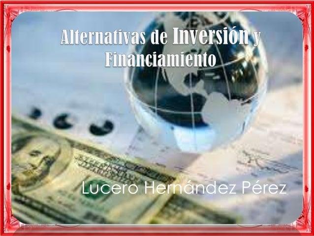 Lucero Hernández Pérez
