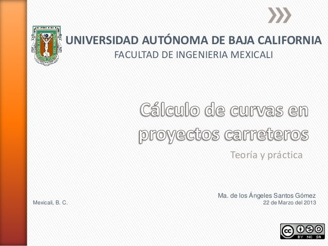 UNIVERSIDAD AUTÓNOMA DE BAJA CALIFORNIA                    FACULTAD DE INGENIERIA MEXICALI                                ...