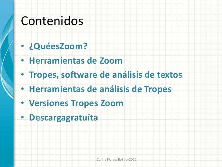ZOOM motor de búsqueda semántico Slide 2
