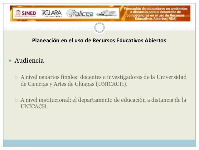 Movilización de REA Slide 2