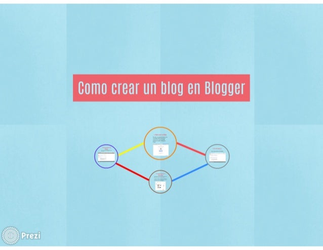 ...,._..._..__ -·-·-.................. ,,..,.._...._. como crear un hlog en Blogger