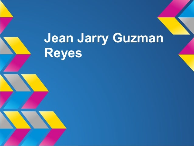 Jean Jarry Guzman Reyes