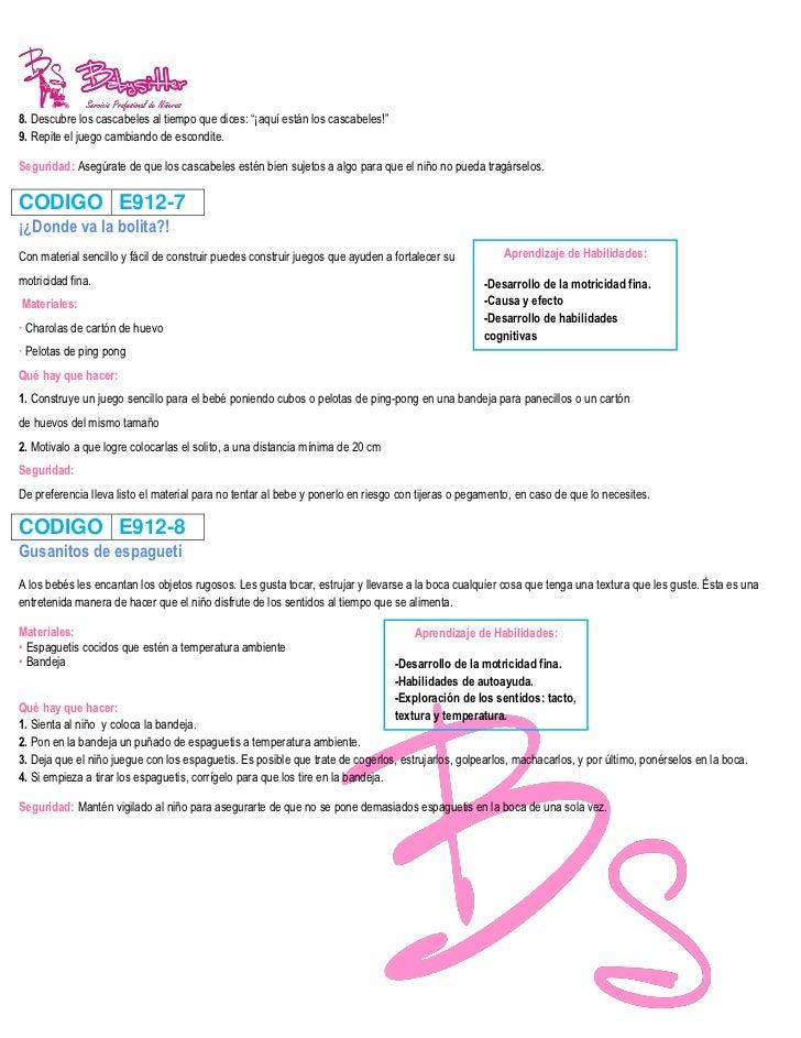 Actividades para Niños de 12 a 18 meses.CODIGO E1218-1Futbol de cocinacrear varios juegos de lanzar y rodar, perfectos par...