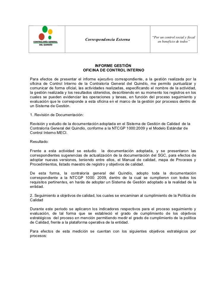 """""""Por un control social y fiscal                                Correspondencia Externa                  en beneficio de to..."""