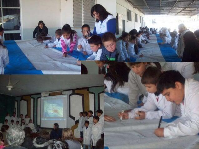 7º Grado viajó a Rosario con las otras  Escuelas de Serodino, invitados por A.F.A.